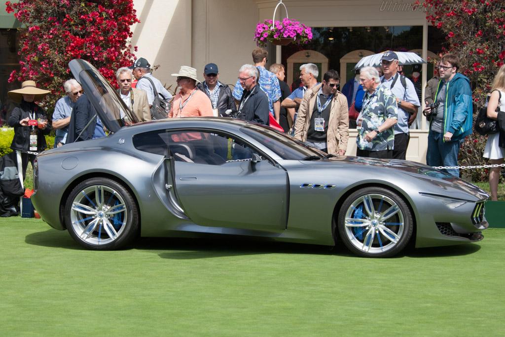 Maserati Alfieri    - 2014 Pebble Beach Concours d'Elegance