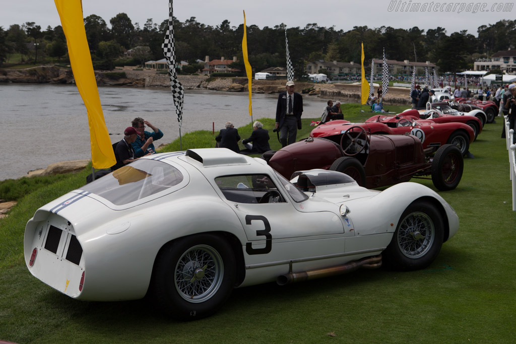 Maserati Tipo 151 Coupe - Chassis: 151.006 - Entrant: Lawrence Auriana  - 2014 Pebble Beach Concours d'Elegance