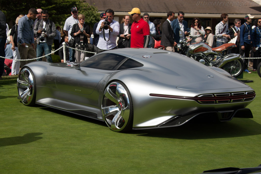 Mercedes-Benz AMG Vision Gran Turismo    - 2014 Pebble Beach Concours d'Elegance