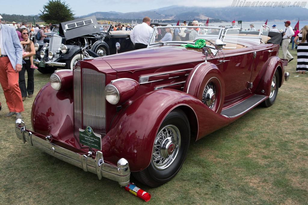 Packard 1207 Twelve Sport Phaeton  - Entrant: Chuck & Amy Spielman  - 2014 Pebble Beach Concours d'Elegance