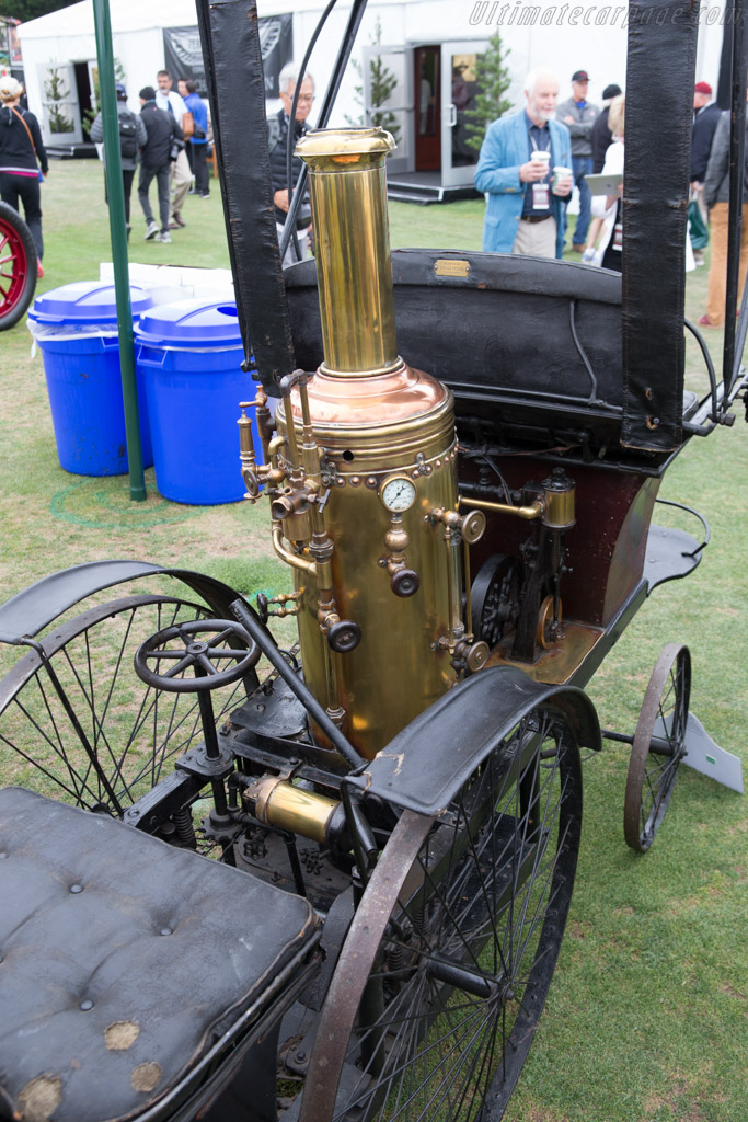 Philion Road Carriage  - Entrant: National Automobile Museum (The Harrah Colection)  - 2014 Pebble Beach Concours d'Elegance
