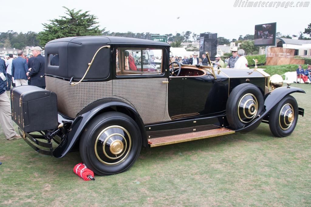 Rolls-Royce Phantom I Brewster Riviera Town Car  - Entrant: Quintessence  - 2014 Pebble Beach Concours d'Elegance