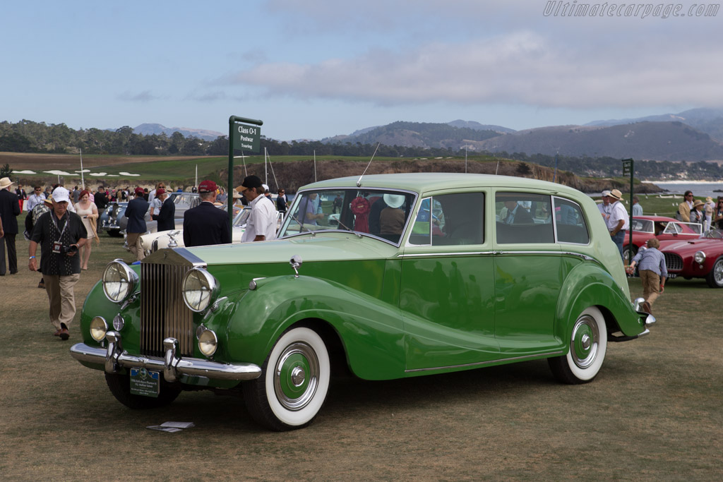 Rolls-Royce Phantom IV Mulliner Saloon - Chassis: 4CS2 - Entrant: The Nethercutt Collection  - 2014 Pebble Beach Concours d'Elegance