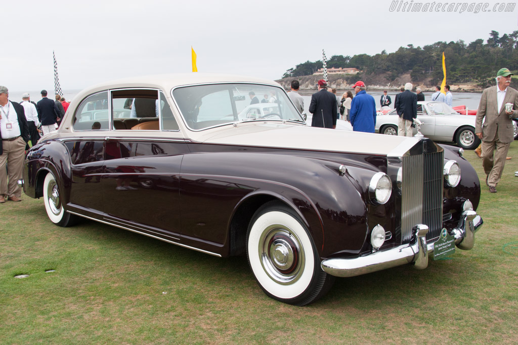 Rolls-Royce Phantom V James Young Coupe - Chassis: 5LBX76 - Entrant: Don Williams, Blackhawk Collection  - 2014 Pebble Beach Concours d'Elegance