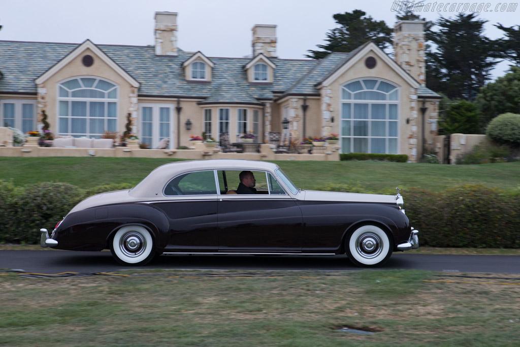 Rolls-Royce Phantom V James Young Coupe - Chassis: 5LBX76 - Entrant: Don Williams, Blackhawk Collection  - 2014 Pebble Beach Concours d'Elegance