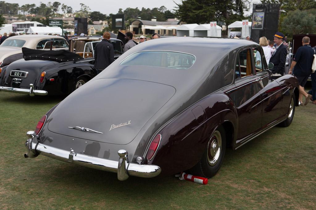 Rolls-Royce Phantom V James Young Limousine  - Entrant: Robert M. & Anne Brockinton Lee  - 2014 Pebble Beach Concours d'Elegance