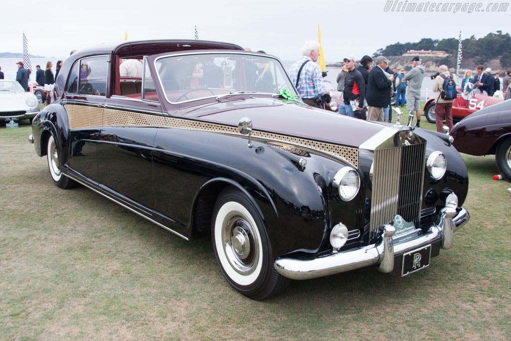 Rolls-Royce Phantom V James Young Sedanca de Ville  - Entrant: Academy of Art University  - 2014 Pebble Beach Concours d'Elegance