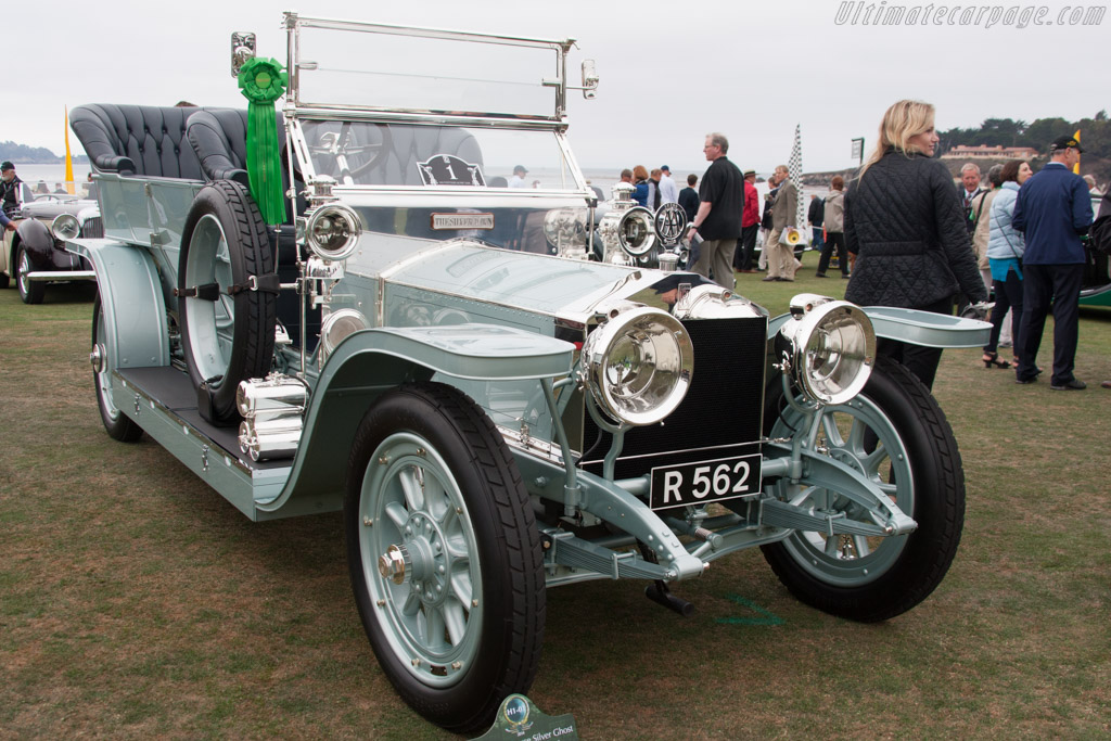 Rolls-Royce Silver Ghost Barker Roi des Belges - Chassis: 922 - Entrant: Robert Gaines-Cooper  - 2014 Pebble Beach Concours d'Elegance