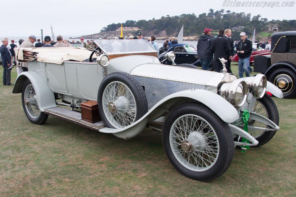 Rolls-Royce Silver Ghost Holmes Tourer  - Entrant: Jonathan Procter  - 2014 Pebble Beach Concours d'Elegance