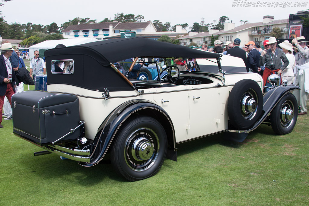 Ruxton C Baker-Raulang Pheaton - Chassis: 10C68 - Entrant: Evelyn & Jim Fasnacht  - 2014 Pebble Beach Concours d'Elegance
