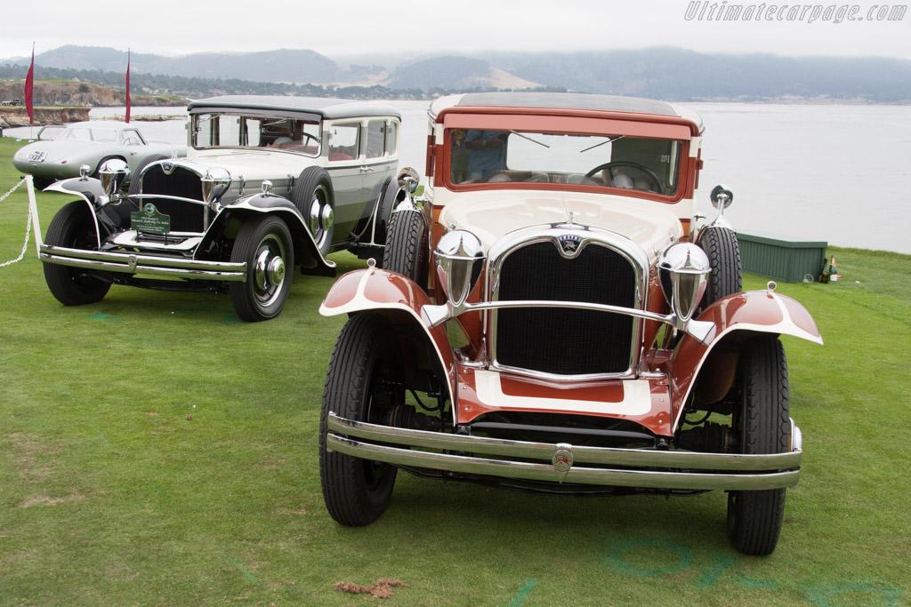Ruxton C Budd Sedan - Chassis: 10C50 - Entrant: Tampa Bay Automobile Museum  - 2014 Pebble Beach Concours d'Elegance