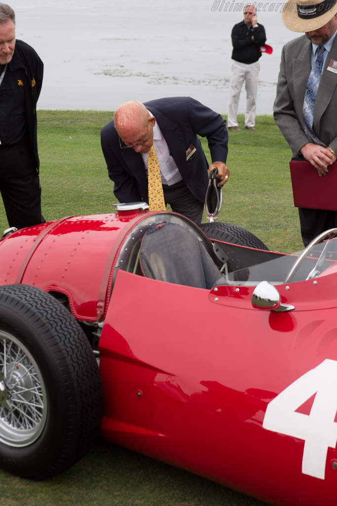 Sir Stirling Moss    - 2014 Pebble Beach Concours d'Elegance