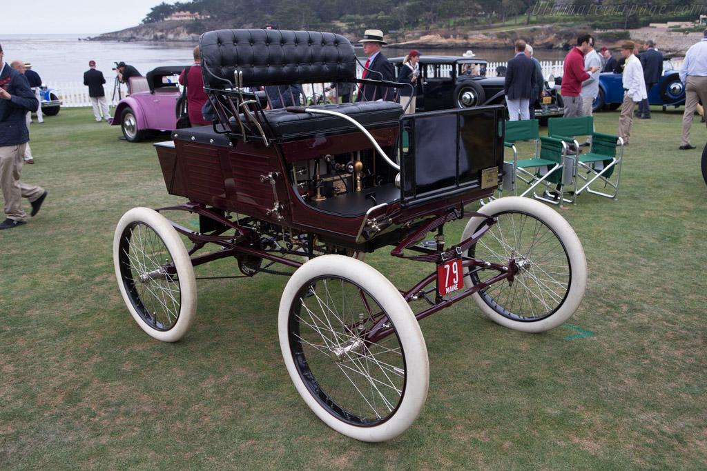 Skene Spindle Back Currier  - Entrant: Richard C. Pain Jr. Automobile Collection Charitable Trust  - 2014 Pebble Beach Concours d'Elegance