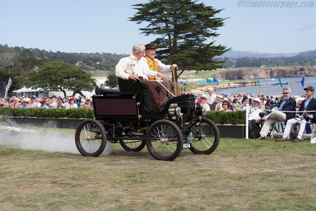 Toledo Model A Stanhope Runabout  - Entrant: Nick Howell  - 2014 Pebble Beach Concours d'Elegance