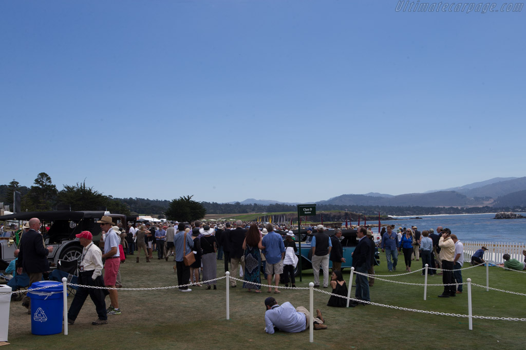 Welcome to Pebble Beach    - 2014 Pebble Beach Concours d'Elegance