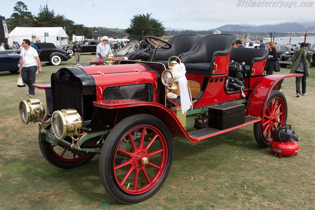 White Model G Runabout Prototype  - Entrant: Mitch & Wendy Gross  - 2014 Pebble Beach Concours d'Elegance