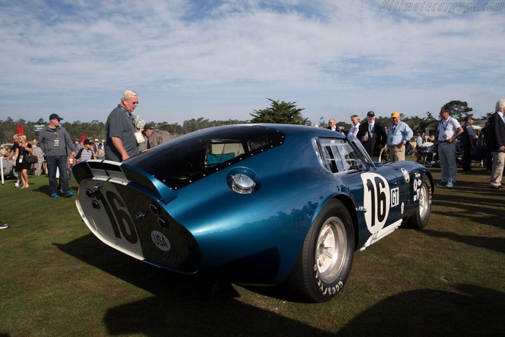 AC Shelby Cobra Daytona Coupe - Chassis: CSX2602 - Entrant: Kazuo Maruyama  - 2015 Pebble Beach Concours d'Elegance