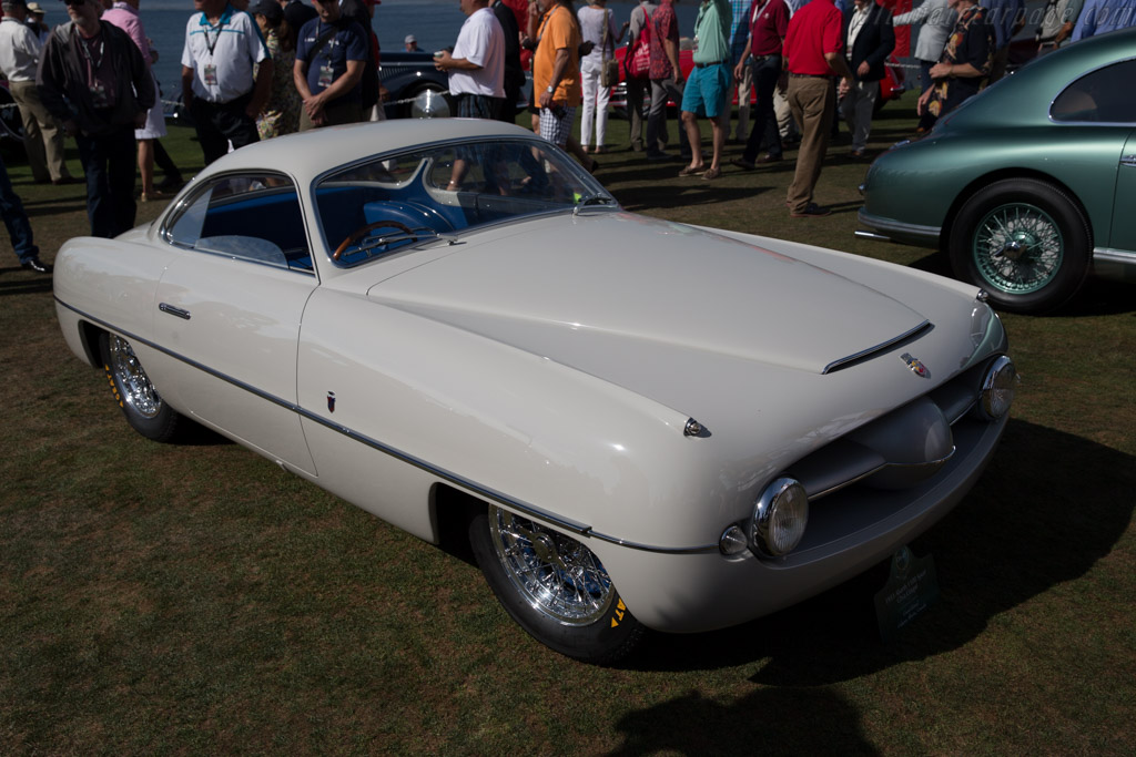 Abarth 1100 Sport Ghia Coupe - Chassis: 205104 - Entrant: Grant Kinzel  - 2015 Pebble Beach Concours d'Elegance