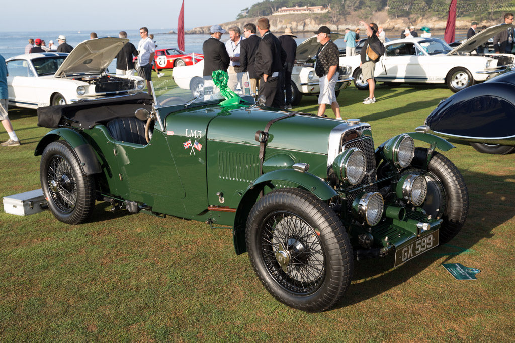 Aston Martin 1.5 Litre Team Car - Chassis: LM3 - Entrant ...