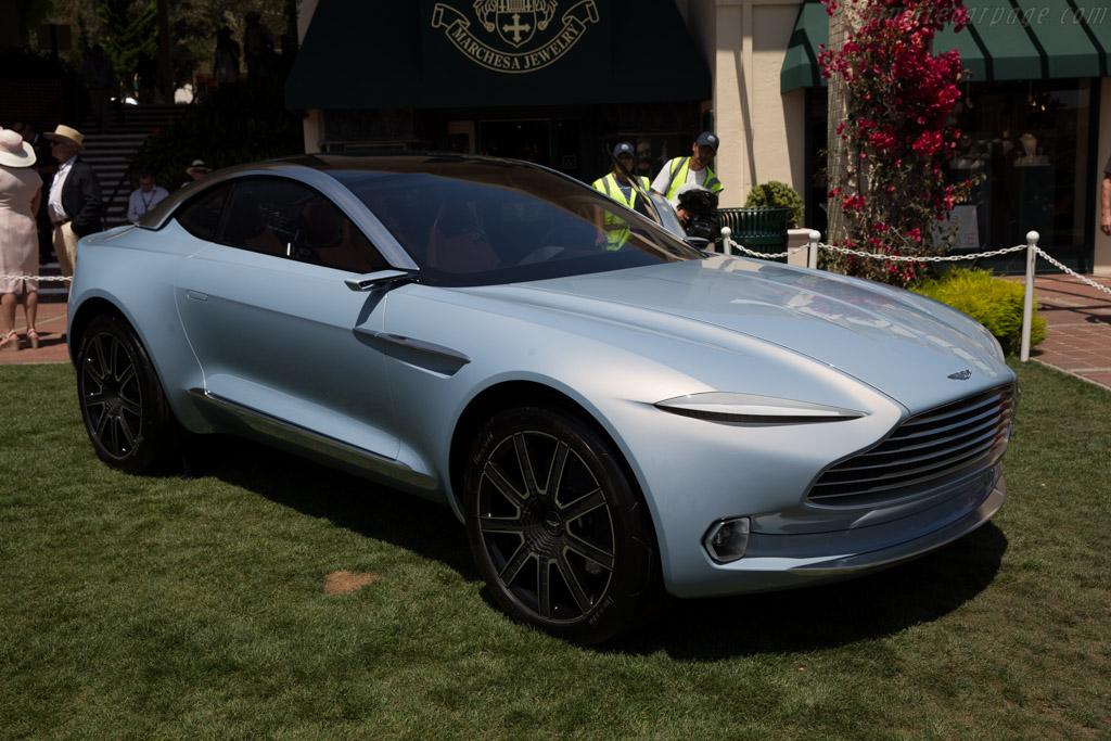 Aston Martin DBX    - 2015 Pebble Beach Concours d'Elegance