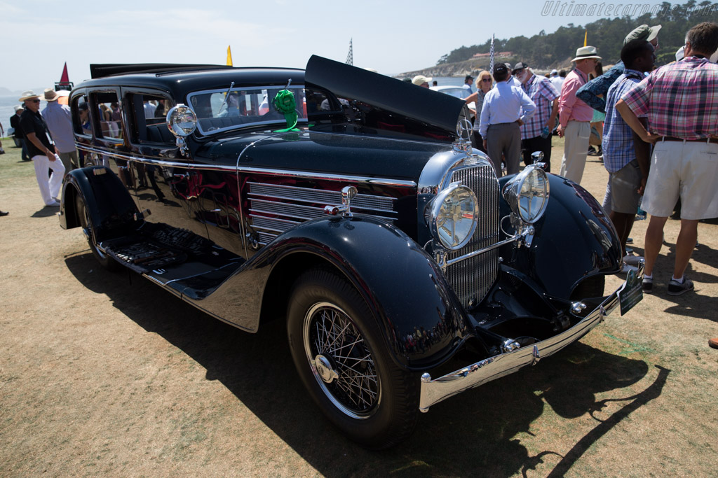 Austro Daimler ADR8 Keibl Limousine - Chassis: 12337 - Entrant: The Nethercutt Collection  - 2015 Pebble Beach Concours d'Elegance