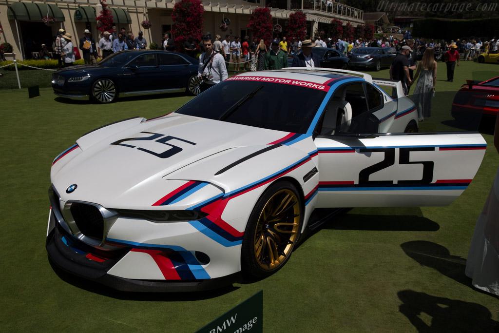 BMW CSL Hommage R    - 2015 Pebble Beach Concours d'Elegance