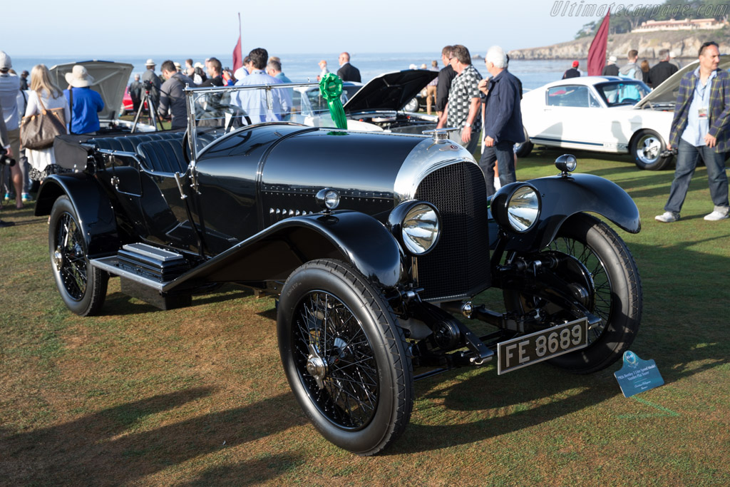 Bentley 3 Litre Speed Model Vanden Plas Tourer - Chassis: LM1342 - Entrant: Christian Philippsen  - 2015 Pebble Beach Concours d'Elegance