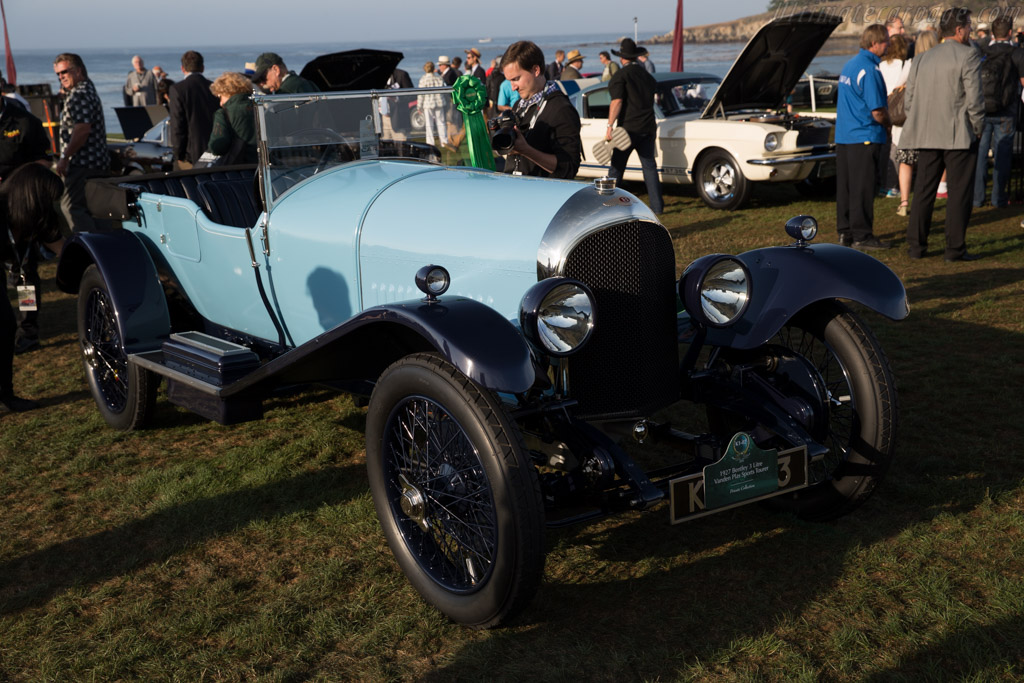 Bentley 3 Litre Vanden Plas Sports Tourer - Chassis: HT1637 - Entrant: Private Collection  - 2015 Pebble Beach Concours d'Elegance