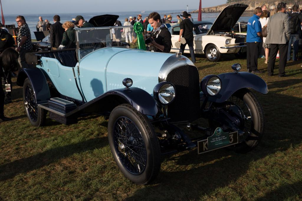 Bentley 3 Litre Vanden Plas Sports Tourer - Chassis: HT1637 - Entrant: Private Collection  - 2015 Pebble Beach Concours d'Elegance