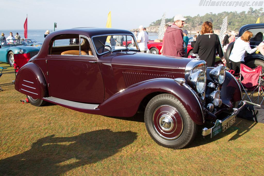 Bentley 4¼ Litre Park Ward Sports Coupe  - Chassis: B-30-MR - Entrant: Robert Mirvis  - 2015 Pebble Beach Concours d'Elegance