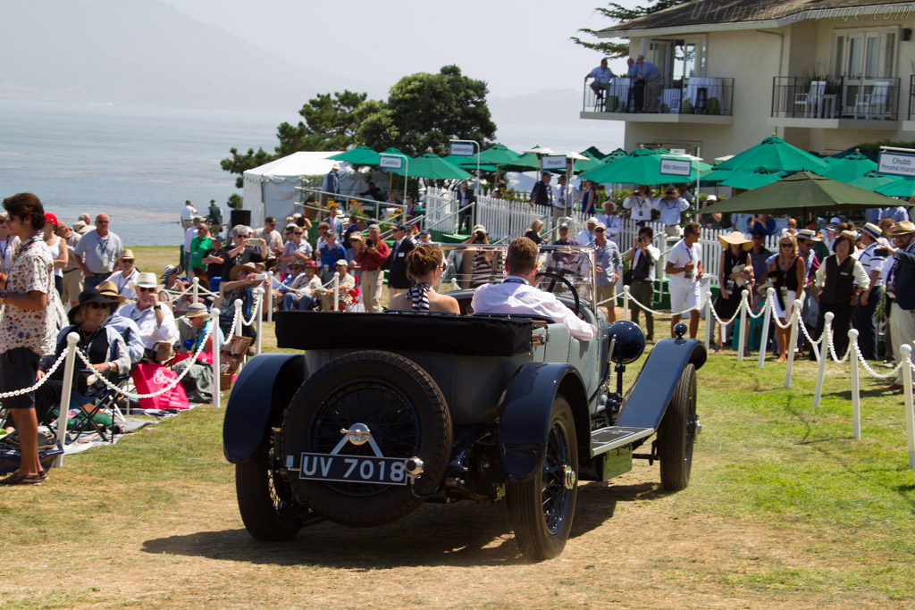 Bentley 4½ Litre Vanden Plas Four Seater - Chassis: DS3575 - Entrant: Private Collection  - 2015 Pebble Beach Concours d'Elegance