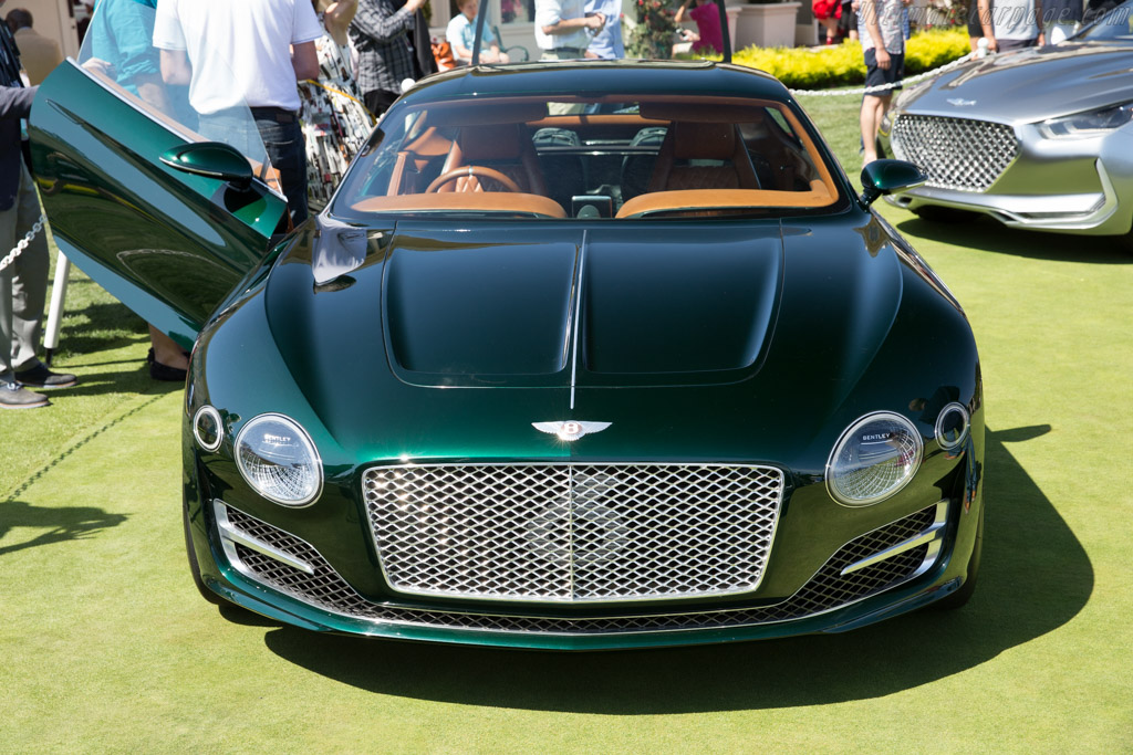 Bentley EXP-10 Speed 6    - 2015 Pebble Beach Concours d'Elegance