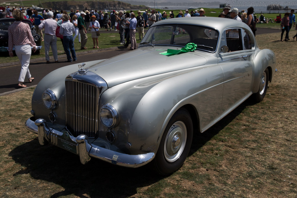 Bentley R-Type Continental Mulliner Fastback - Chassis: BC16LD - Entrant: William E. 'Chip' Connor  - 2015 Pebble Beach Concours d'Elegance