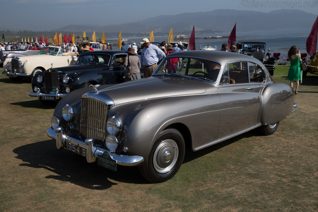Bentley R-Type Continental Mulliner Sports Saloon - Chassis: BC39LC - Entrant: Destriero Limited  - 2015 Pebble Beach Concours d'Elegance