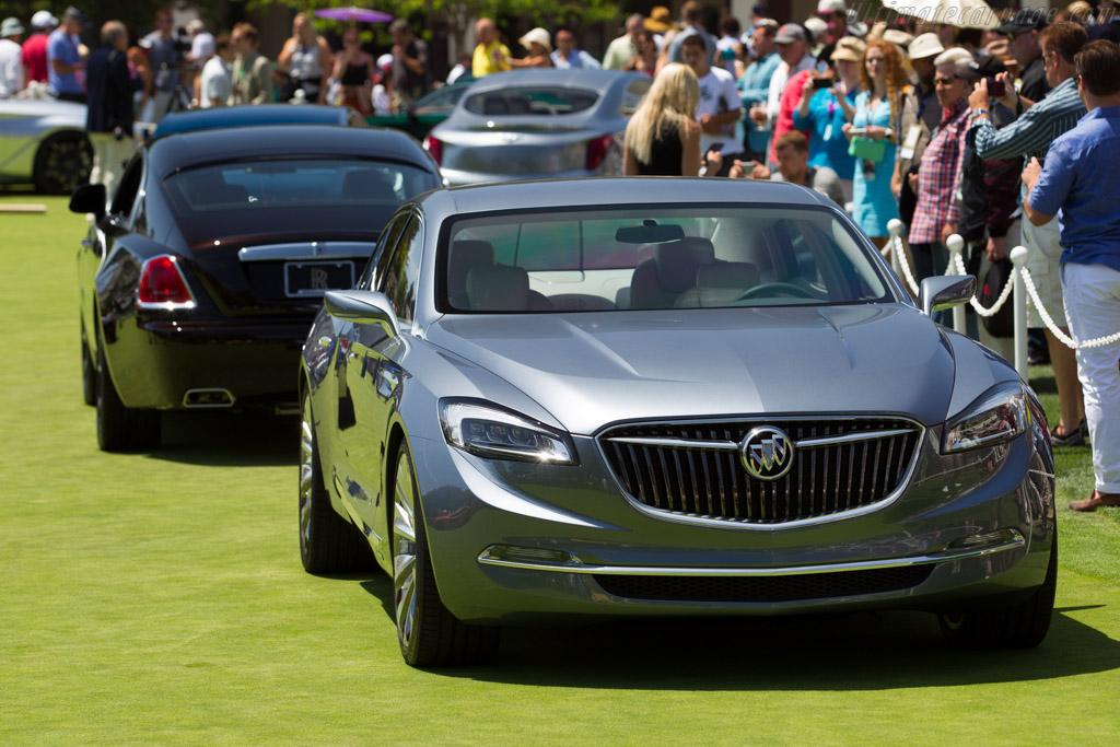 Buick Avenir Concept    - 2015 Pebble Beach Concours d'Elegance