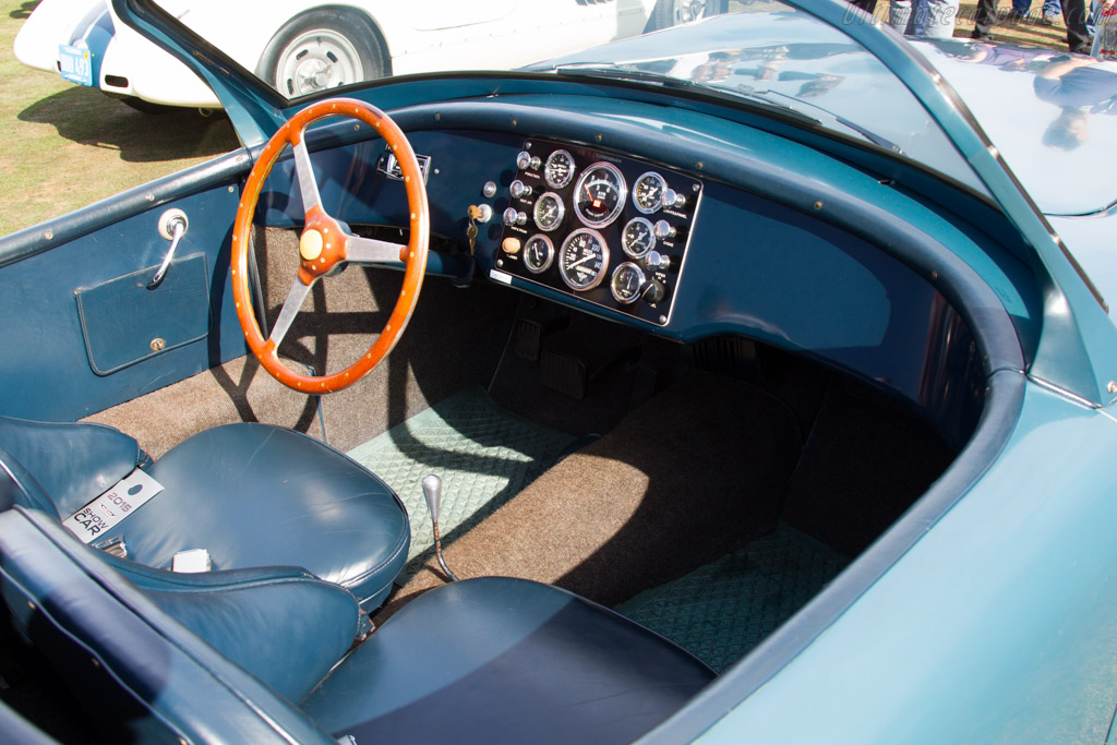 Cunningham C-1 Roadster - Chassis: 5101 - Entrant: The Revs Institute  - 2015 Pebble Beach Concours d'Elegance