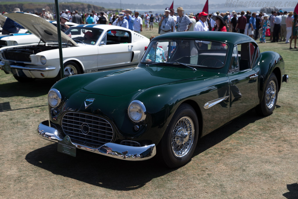 Cunningham C-3 Competition Coupe - Chassis: 5206X - Entrant: Peter Hosmer  - 2015 Pebble Beach Concours d'Elegance