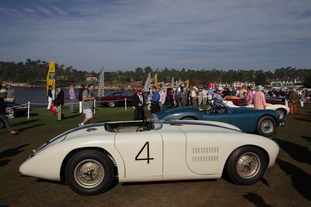 Cunningham C-5R - Chassis: 5319R - Entrant: The Revs Institute  - 2015 Pebble Beach Concours d'Elegance