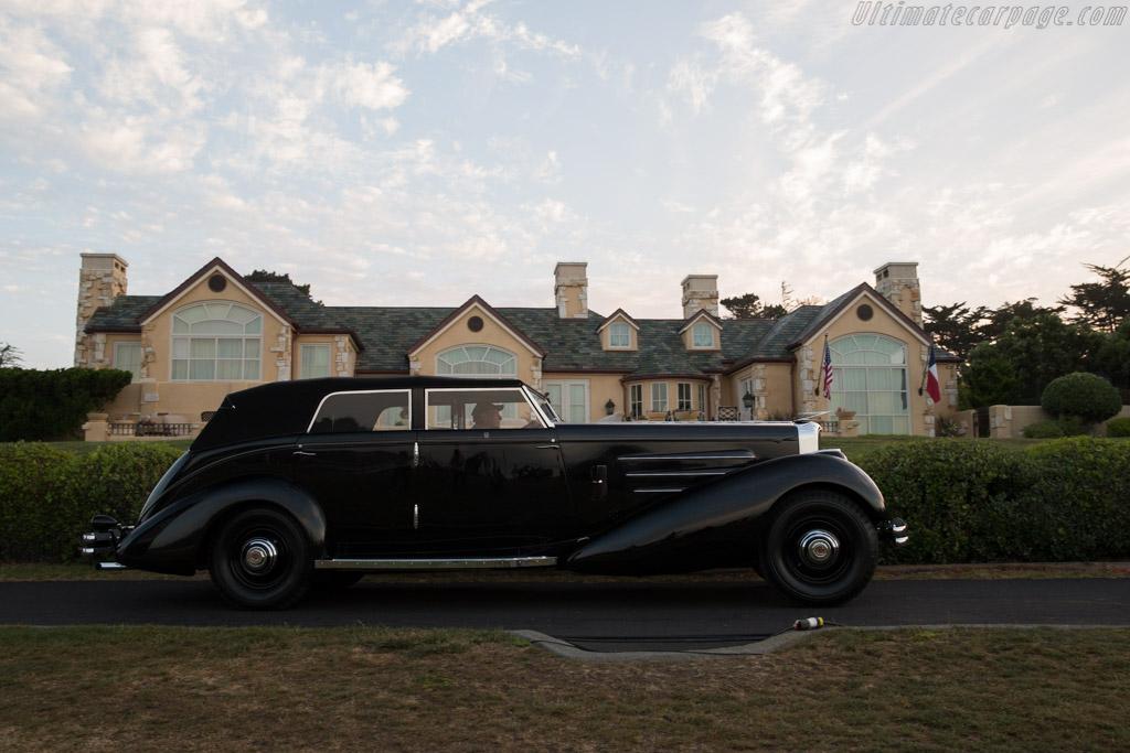 Duesenberg J Murphy Convertible Coupe - Chassis: 2347 J-331 - Entrant: Stephan Brauer  - 2015 Pebble Beach Concours d'Elegance