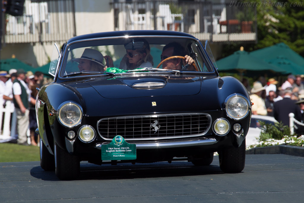Ferrari 250 GT Lusso  - Entrant: Private Collection  - 2015 Pebble Beach Concours d'Elegance