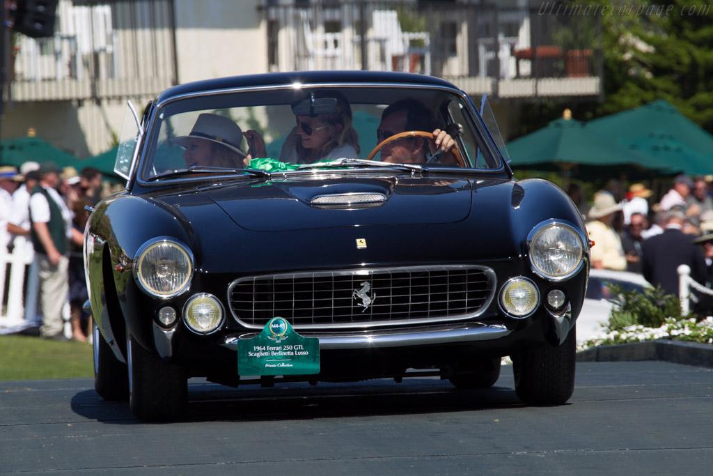 Ferrari 250 GT Lusso  - Entrant: Private Collection  - 2015 Pebble Beach Concours d'Elegance