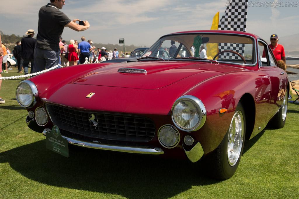 Ferrari 250 GT Lusso - Chassis: 5215GT - Entrant: David MacNeil  - 2015 Pebble Beach Concours d'Elegance