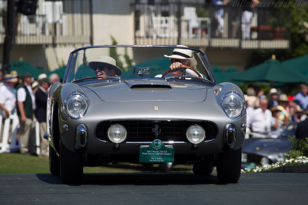Ferrari 250 GT Pinin Farina Cabriolet Series 1 - Chassis: 0777GT - Entrant: Peter S. Kalikow  - 2015 Pebble Beach Concours d'Elegance