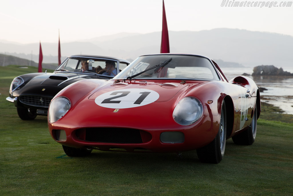 Ferrari 250 LM - Chassis: 5893 - Entrant: Indianapolis Motor Speedway Foundation  - 2015 Pebble Beach Concours d'Elegance
