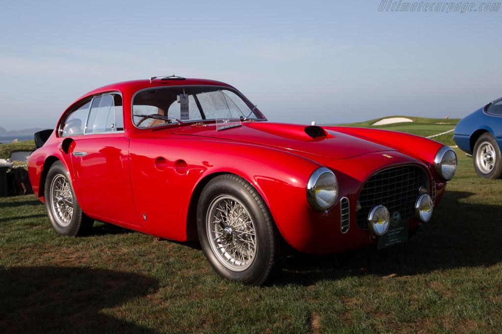 Ferrari 250 S Vignale Coupe - Chassis: 0156ET - Entrant: Caballeriza Inc.  - 2015 Pebble Beach Concours d'Elegance