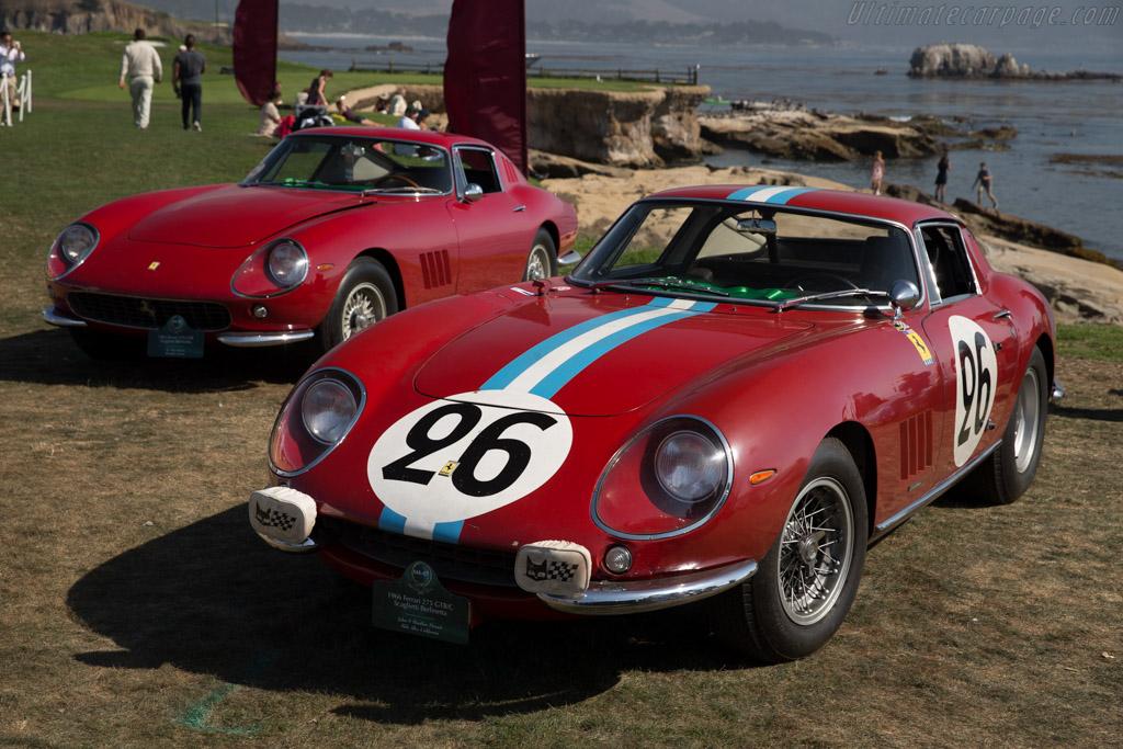 Ferrari 275 GTB/C - Chassis: 09015 - Entrant: John & Heather Mozart  - 2015 Pebble Beach Concours d'Elegance
