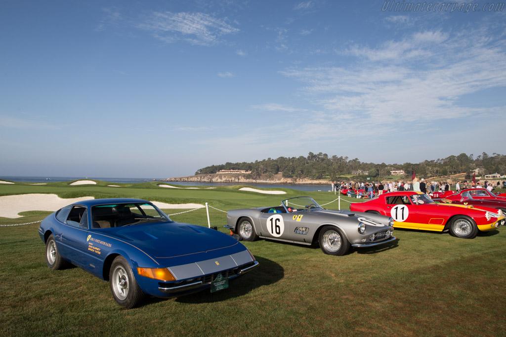 Ferrari 365 GTB/4 Daytona - Chassis: 14271 - Entrant: Bruce R. McCaw  - 2015 Pebble Beach Concours d'Elegance