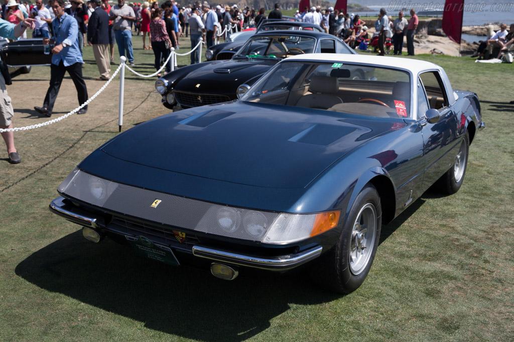 Ferrari 365 GTB/4 Daytona Speciale - Chassis: 12925 - Entrant: Jack E. Thomas  - 2015 Pebble Beach Concours d'Elegance