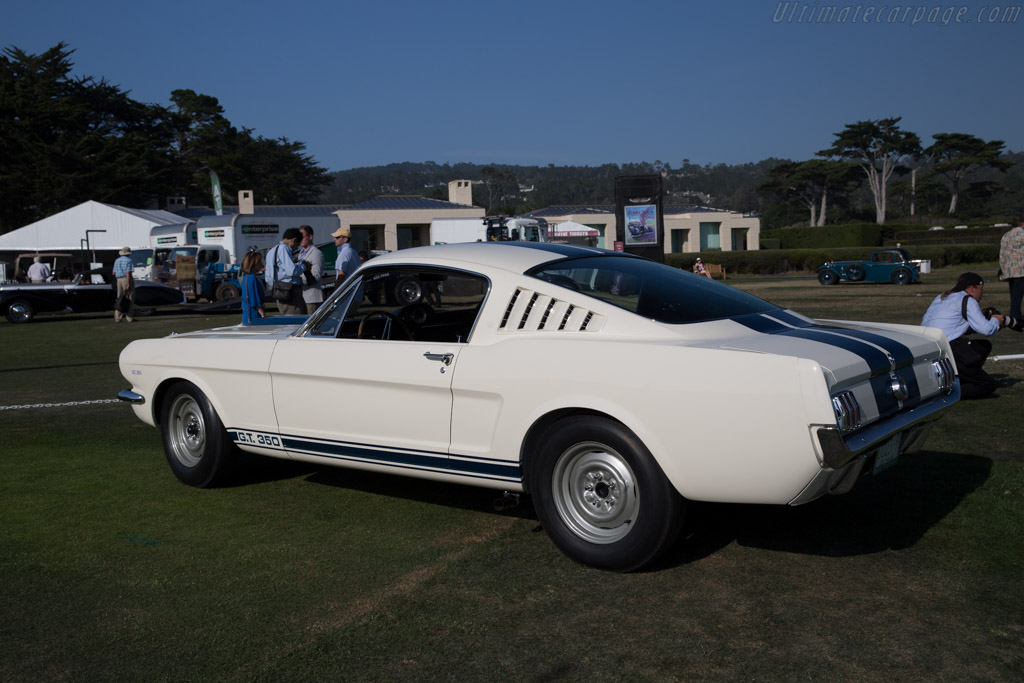 Ford Shelby Mustang Gt350 Chassis Sfm5s003 Entrant