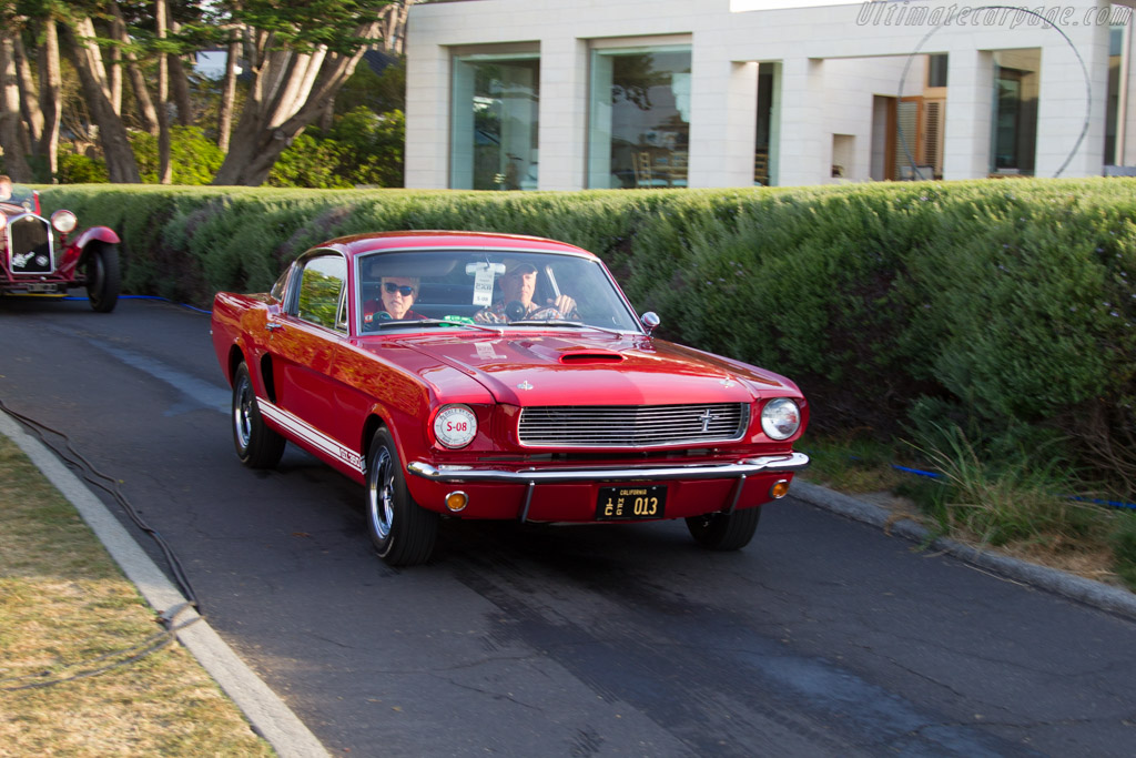 Ford Shelby Mustang GT350 - Chassis: SFM6S1749 - Entrant: Neal & Vicky Hasheider  - 2015 Pebble Beach Concours d'Elegance